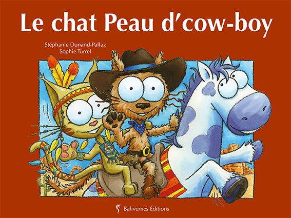 LE CHAT PEAU D'COW-BOY